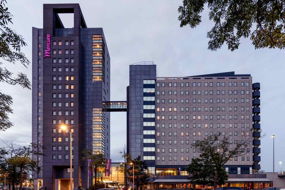 Amsterdam Hotels Close To City Centre