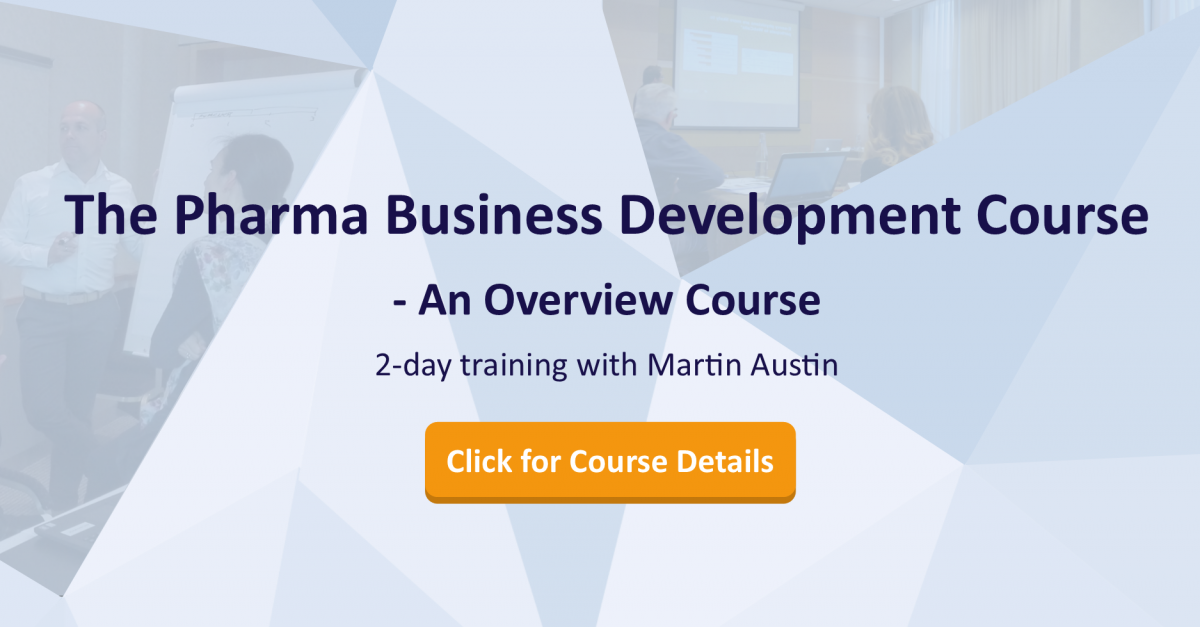 The Pharma Business Development Course | 2-Day Training Course