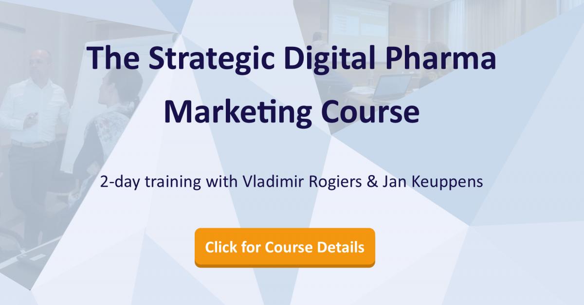 The Strategic Digital Pharma Marketing Course   2-Day